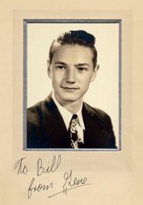 My father around age 16.
