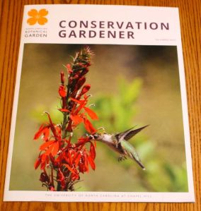 Cover of the second edition of Conservation Gardener