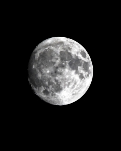 May we all find solace, and the strength to continue, beneath the silvery light of tonight's super moon.